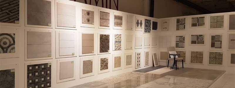 Kakel som vägg-, eller golv förklädnad