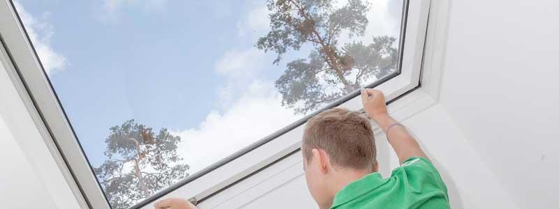 Takfönster ger spännande ljusinsläpp