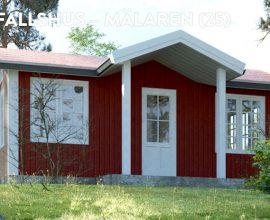 Extrahuset Mälaren - Ett attefallshus med möjligheter
