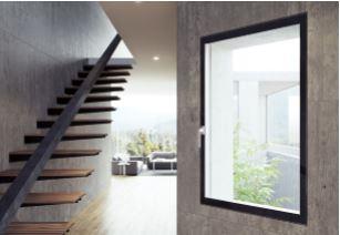 Designfönster från Ekstrands - nyhet 2017